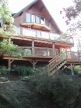 5 story deck - complete replacement